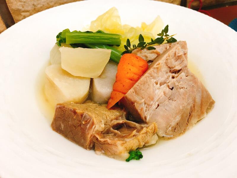 氷見ベジ野菜と豚肉のポトフ